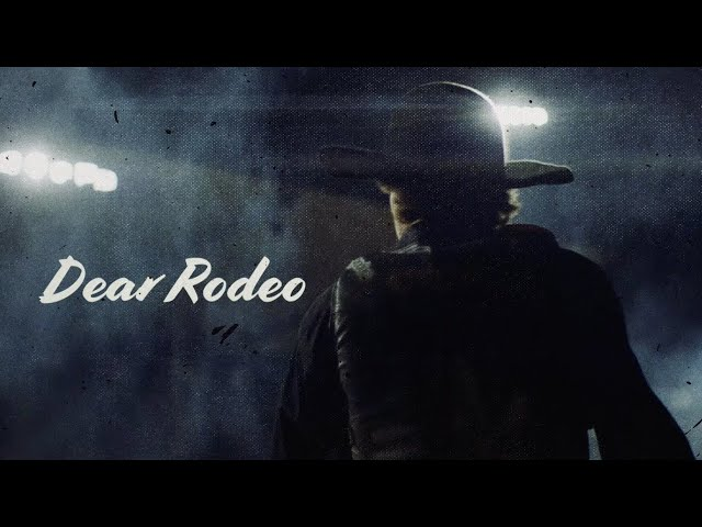 Cody Johnson & Reba McEntire - Dear Rodeo (Lyric Video)