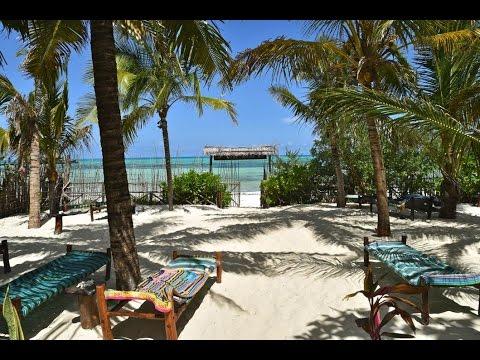 Accommodations For Kenyan & Zanzibar Trip 2016
