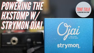 Strymon Ojai Powering the HX STOMP..... AND My Entire Pedalboard!