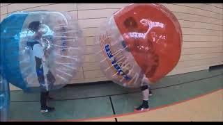 Bubblesoccer-Turnier