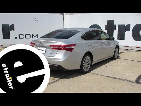 etrailer Best 2013 Toyota Avalon Trailer Wiring Harness Options