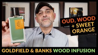Goldfield & Banks Wood Infusion Fragrance Review + 10 Samples USA Giveaway