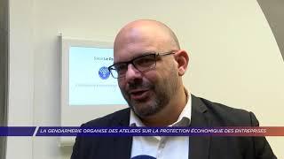 Yvelines | La gendarmerie organise des ateliers sur la protection économique des entreprises
