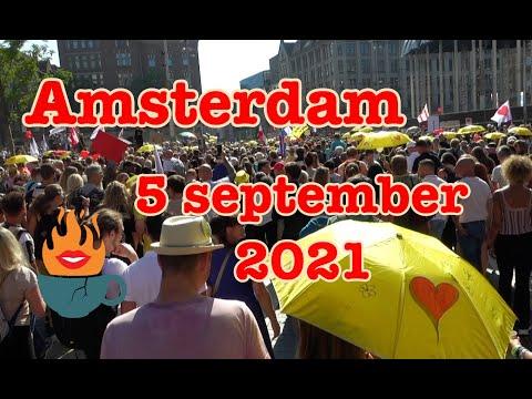 Amsterdam Demo - In Ons Geheugen Gegrift
