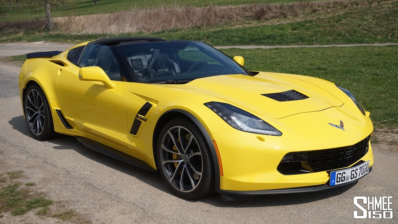 the new corvette grand sport is a serious sportscar youtube. Black Bedroom Furniture Sets. Home Design Ideas
