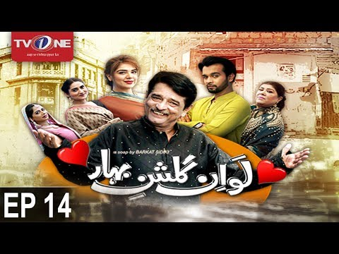 Love In Gulshan E Bihar - Episode 14 - TV One Drama - 25th July 2017