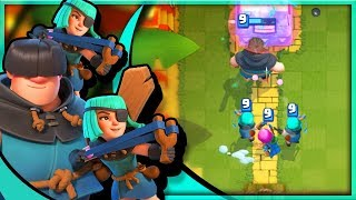 *NEW* RASCALS!!!  ::  CLASH ROYALE  ::  Rascals Challenge