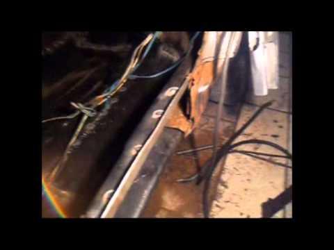 Ремонт кузова ВАЗ 2109 корозия