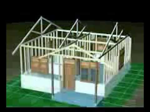 Contoh Design rumah minimalis sederhana 3D