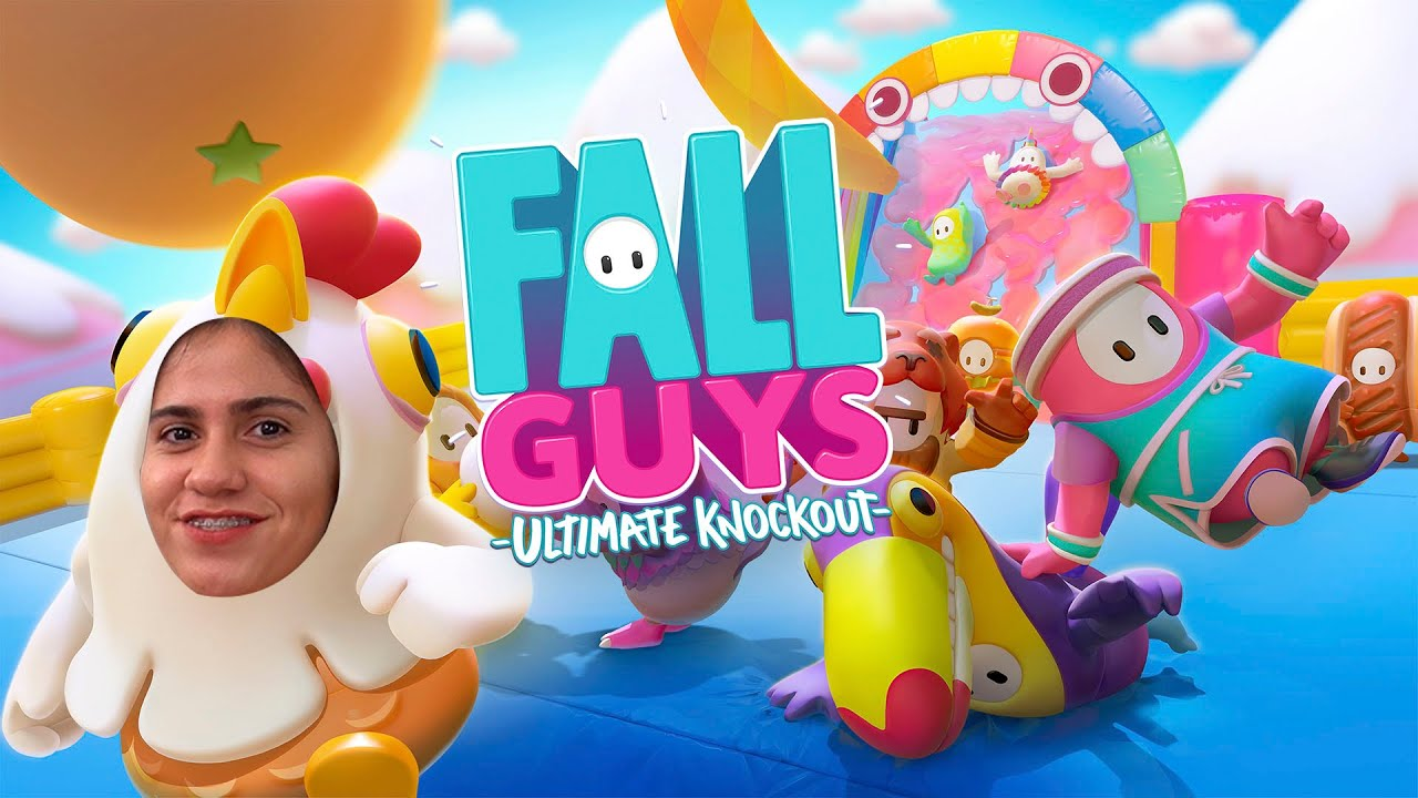 Fall Guys *Mi primera vez*