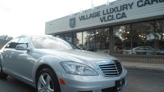 2010 mercedes benz s450 4matic in review village luxury cars toronto
