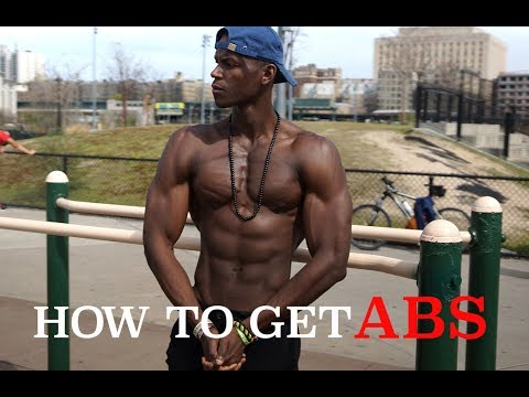 REAL TALK: HOW TO GET ABS | BEGINNERS GUIDE & TIPS