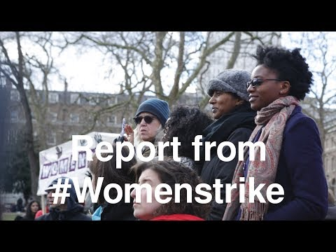 Report From the Women's Strike