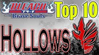 Bleach Brave Souls Top 10 Hollows (December 2018)