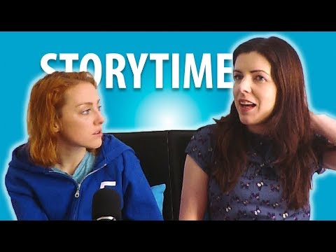 I lived through THREE Earthquakes | STORYTIME feat Angela Mullin