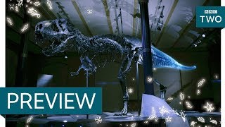 What do a vulture and a T rex share? - The Real T rex with Chris Packham: Preview - BBC Two