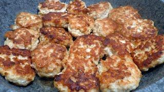Готовлю НЕОБЫЧНЫЕ Куриные Котлеты Meat Rissoles