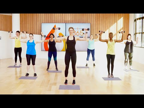 Free 30-Minute Workout: Daily Burn 365 with Veronika