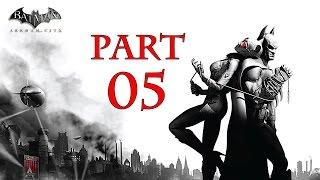 ►Batman Arkham City (Part - 05) - Let's Play [Croox] Jaknahry.cz◄