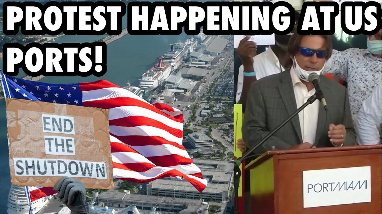 Download Protest Scheduled at Major Cruise Ports! Royal Caribbean Update! (CRUISE NEWS)
