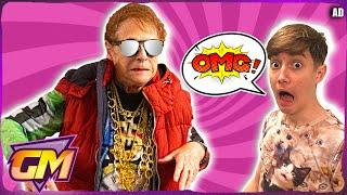OMG!  My Grandma is a Rapper!! - Apple and Onion Cartoon Parody!
