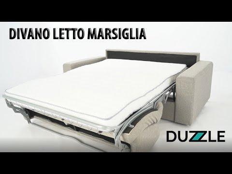 Divano Letto Matrimoniale 160x190.Divano Letto Marsiglia Duzzle It Youtube