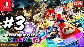 Mario Kart 8 Deluxe Edition (Nintendo Switch) Speed Speed! I am Speed! Let's Go