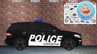 Мультики про машинки. Полицейская машинка. Пожарная машинка. Видео для детей.