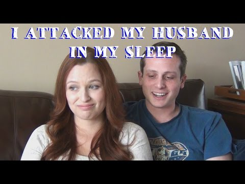 STORY TIME: I ATTACKED MY HUSBAND IN MY SLEEP?! NIGHT TERRORS, AND HOW I STOP THEM NOW