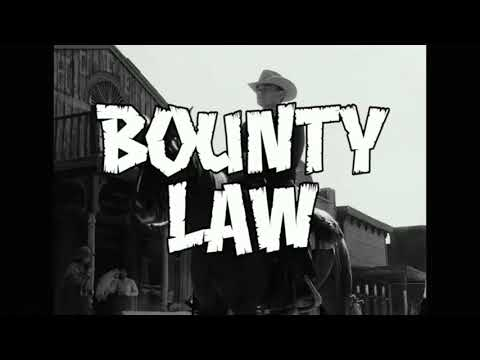 'BOUNTY LAW'. (Once Upon a Time in Hollywood)