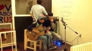 Nơi tình yêu kết thúc guitar cover by TS Bank