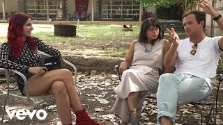 St. Lucia - A Conversation With St. Lucia and Lizzy Plapinger (Vevo Presents)