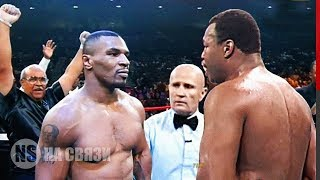The blood revenge of Mike Tyson for Muhammad Ali!