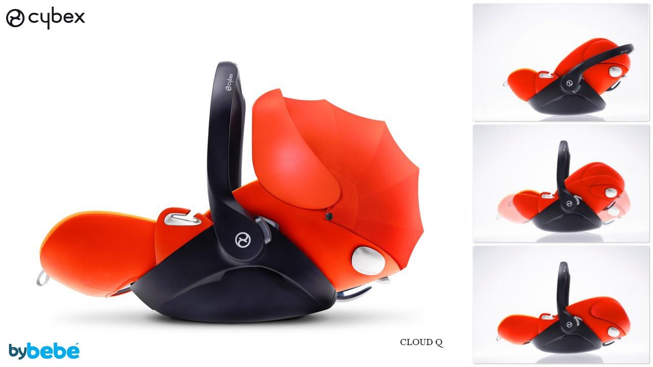 cybex cloud q youtube. Black Bedroom Furniture Sets. Home Design Ideas