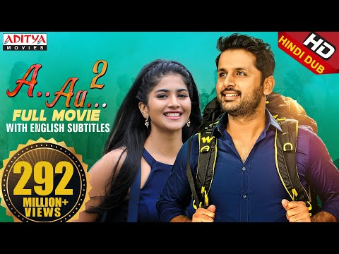 a-aa-2-(-chal-mohan-ranga-)-2019-new-released-hindi-dubbed-movie-|-nithiin,-megha-akash