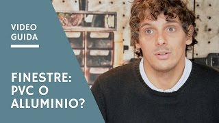 Scegliere gli Infissi: PVC o Alluminio? | Tigullio Design Finestre Genova(http://www.finestreportegenova.it/video-2/ - Scopri esattamente tutti i pro e i contro del PVC, dell'Alluminio o del Legno. Scegliere le proprie finestre è un ..., 2015-10-14T09:00:49.000Z)