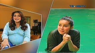 Angie The Virgin, Olla Ramlan Berenang Baik Untuk Ibu Hamil, 10 September 2017