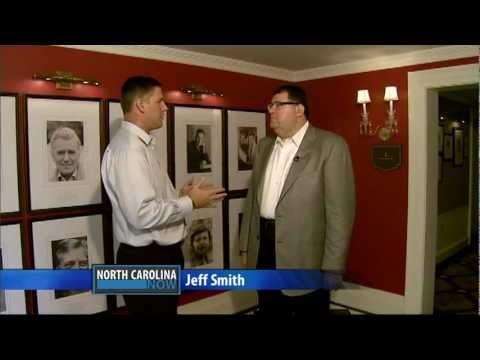 UNC Chapel Hill History at The Carolina Inn