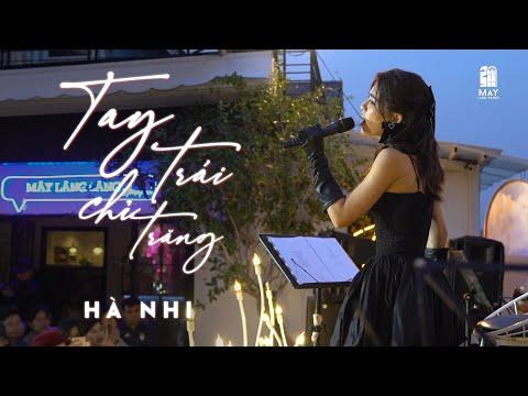 Tay Trái Chỉ Trăng (Lời Việt: Cô giáo Tuệ Minh) - Hà Nhi (cover) || Live at Mây Lang Thang 03.2021