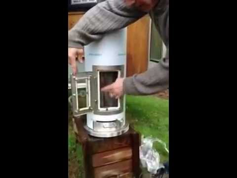 Unveiling the New Kimberly Stove! - Unveiling The New Kimberly Stove! - YouTube