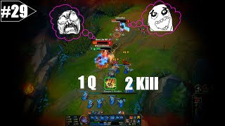 LoL Funny Moments Episode  29【League of Legends】