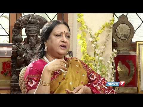 Paesum Thalaimai - Bharatanatyam dancer Padma Subramaniam opens up about life 2/5   09-03-2015