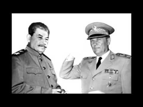 Sukob Staljina i Tita - 1. dio