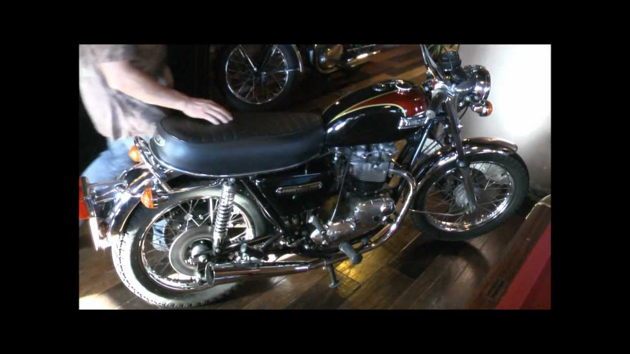 1978 Triumph T140 Bonneville Restored Every Nut And Bolt Youtube