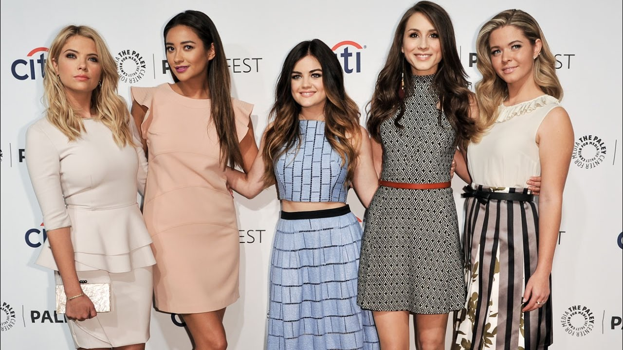 Cast Pretty Hookup Life In Real Little Liars individuals