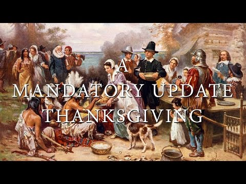 A Mandatory Update Thanksgiving – Mandatory Update Nights