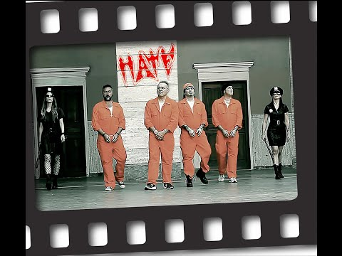 """HATE (Goa) """"Doctor"""" official video 2019. hard rock."""