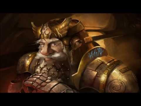 Epic Dwarf Music - King of the Dwarves