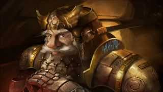 Repeat youtube video Epic Dwarf Music - King of the Dwarves
