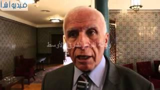 """بالفيديو : عزام الأحمد: ترشيح البرغوثى لـ""""نوبل"""" تكريم للأسراى الفلسطنين"""
